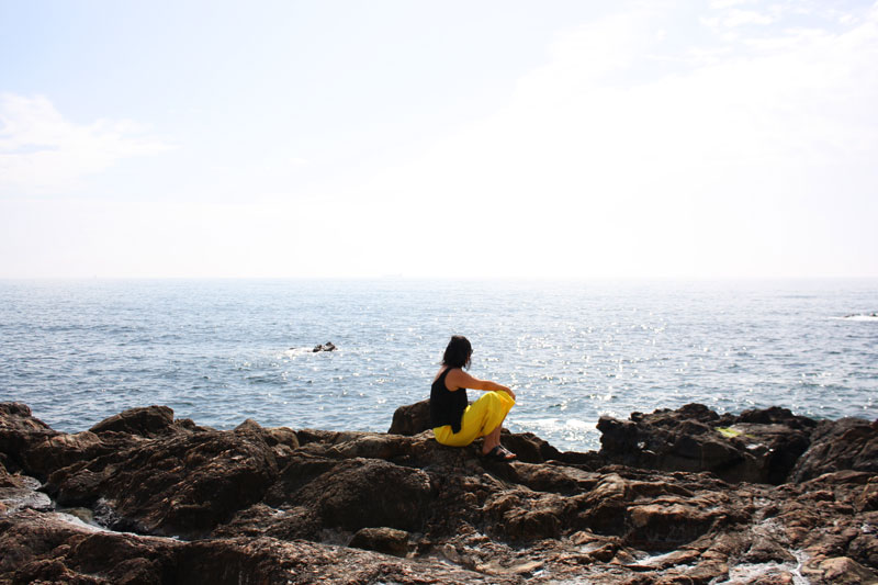 Porto - Vue sur l'océan Atlantique - Olamelama