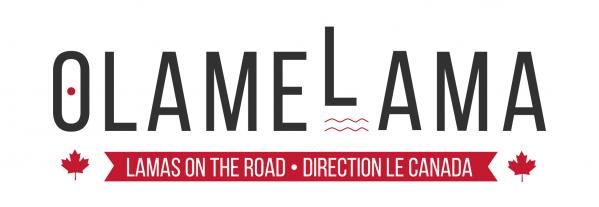 Logo roadtrip Canada Olamelama