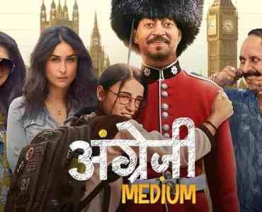 Angrezi Medium (2020) Bluray Full HD Movie Hindi
