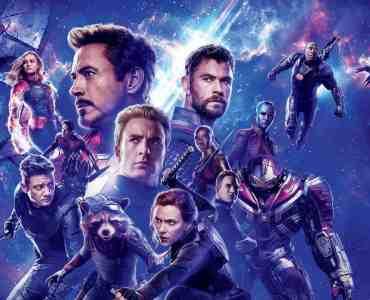 Avengers - Endgame (2019) 1080p Bluray Hindi English Google DRive