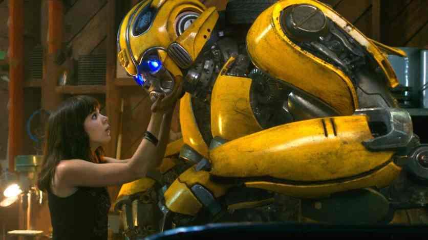 Bumblebee (2018) Bluray 1080p Google Drive Download