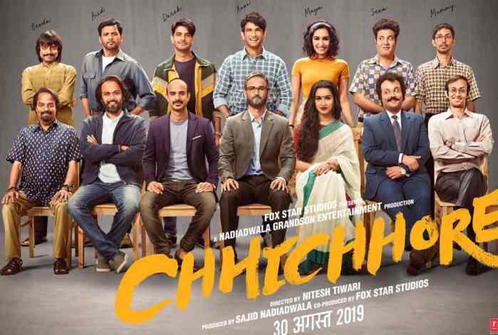 Chhichhore (2019) Hindi 1080p Movie Full HD