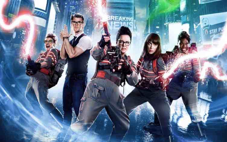 Ghostbusters (2016) Extended 1080p Bluray x265 10bit HEVC Dual Audio ESub Google Drive