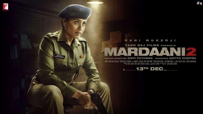 Mardaani 2 (2019) Hindi 1080p WEB-DL