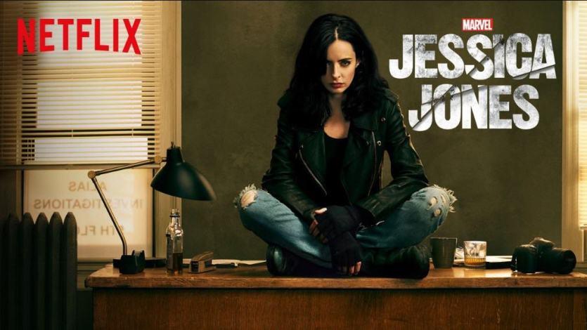 Marvel Jessica Jones (2018) S02 SDR WEBRip 1080p Dual Audio Download