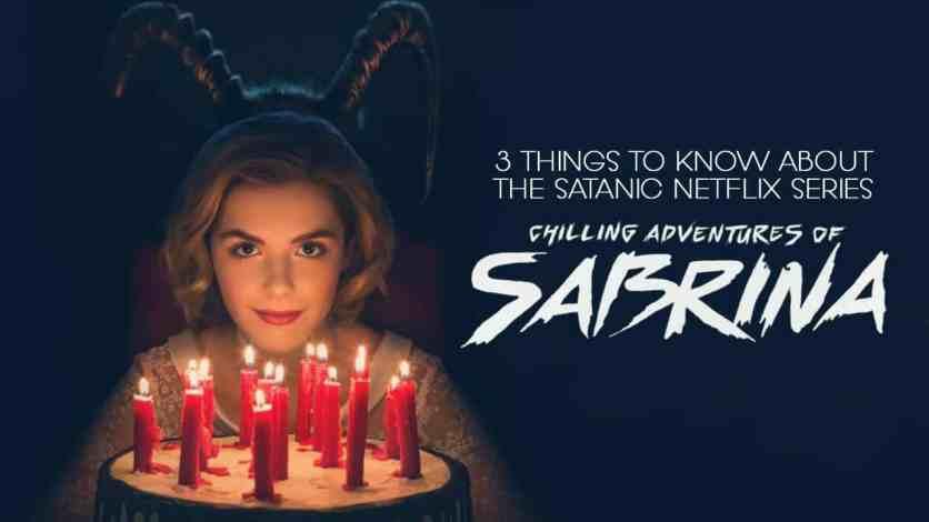The Chilling Adventures Of Sabrina (2018-2020) Season 1-3 Download Google drive