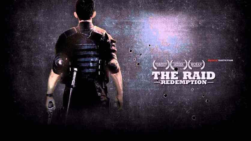 The Raid - Redemption (2011) 1080p Bluray Hindi Dubbed