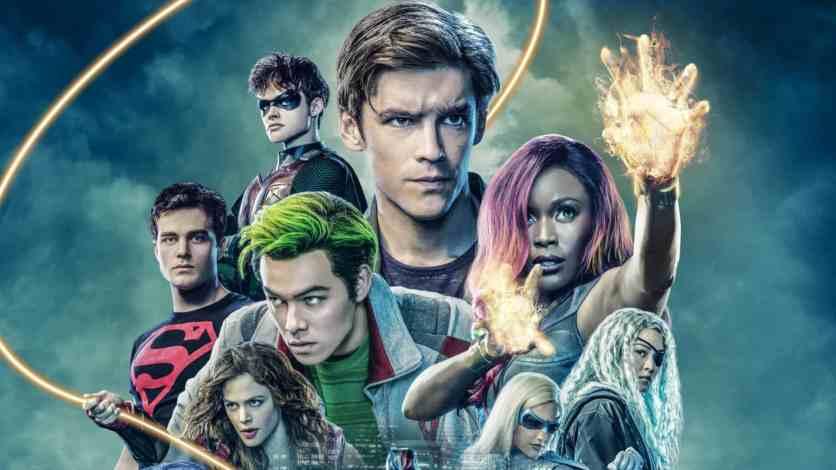 Titans (2019) S02 Season 2 1080p + 2160p 4k Download