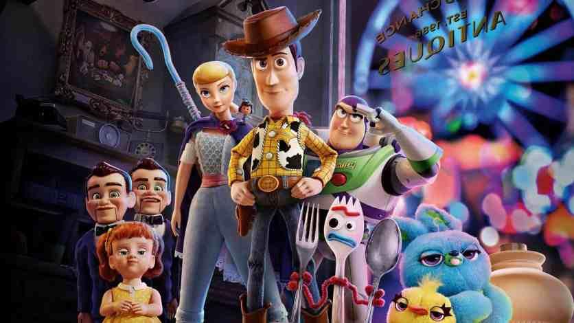 Toy Story 4 (2019) 1080p Bluray Hindi Dubbed