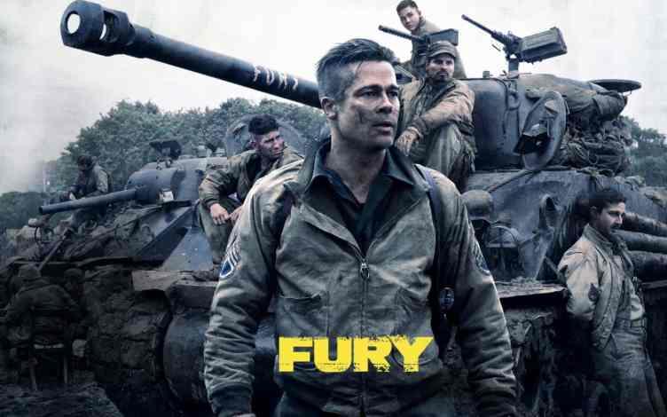 Fury (2014) Bluray Google Drive Download Hindi English