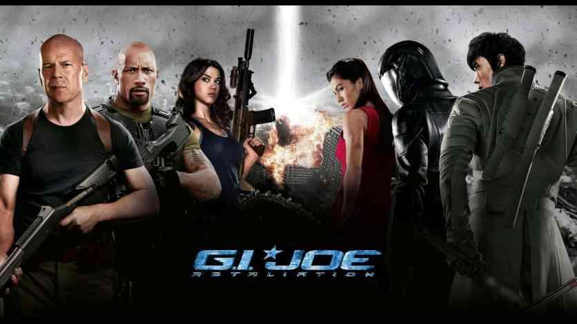 G.I. Joe - Retaliation (2013) Bluray Google Drive Download