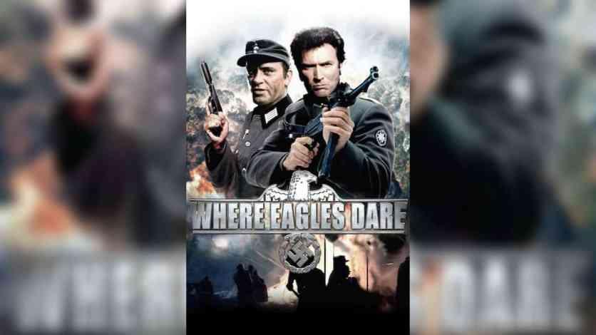 Where Eagles Dare (1968) Movie Download 1080p Bluray