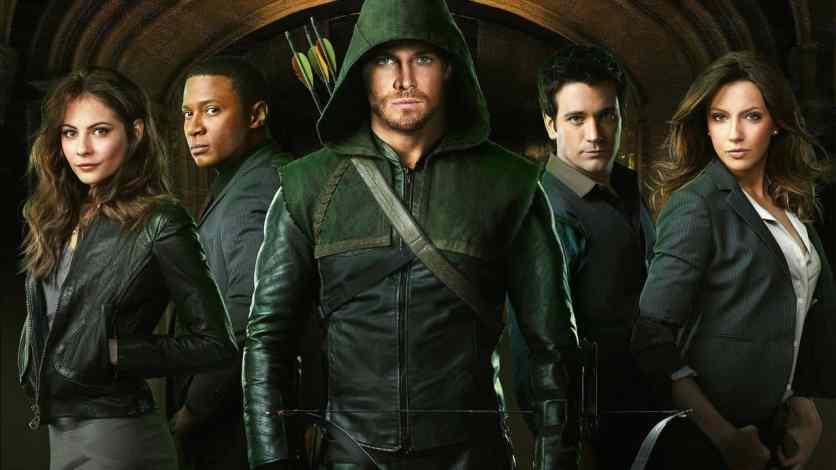 Arrow Tv Series All Season Bluray Google Drive Download