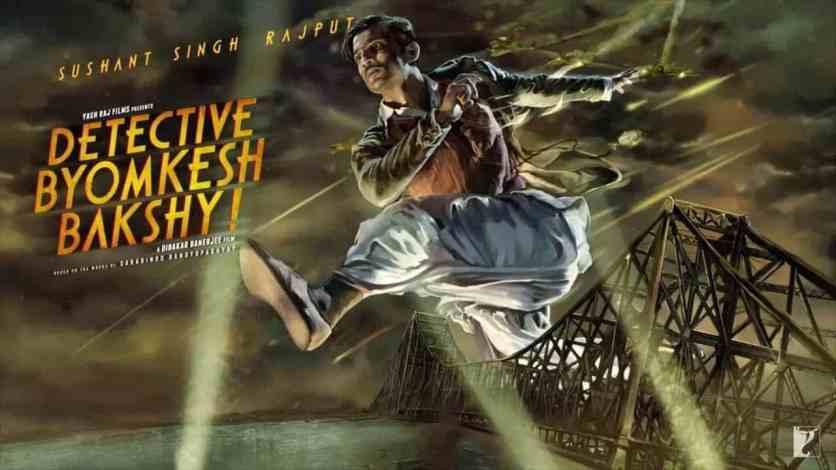 Detective Byomkesh Bakshy (2015) Bluray Google Drive Download