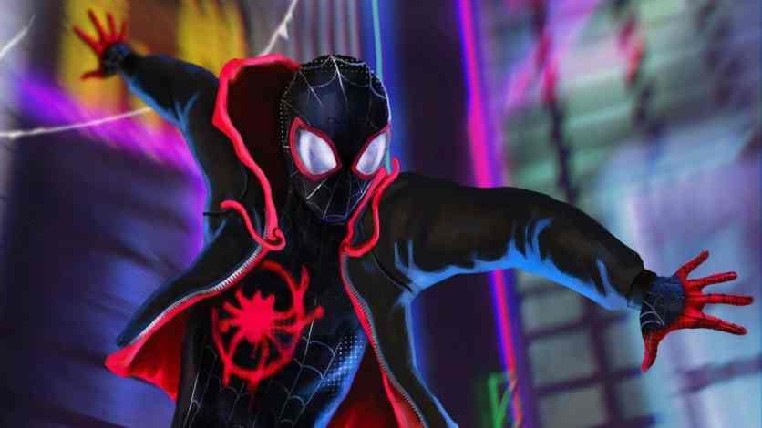 Spider-Man Into the Spider-Verse (2018) Bluray Google Drive Download