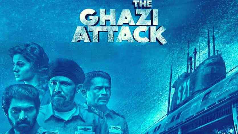 The Ghazi Attack (2017) Bluray Google Drive Download