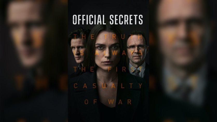 Official Secrets (2019) Bluray Google Drive Download