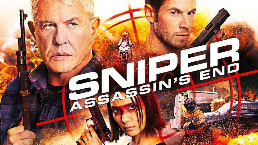 Sniper Assassins End (2020) Bluray Google Drive Download