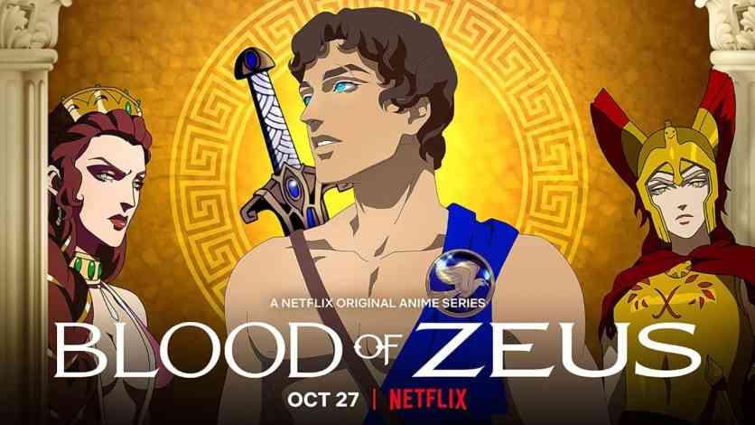Blood of Zeus (2020) Season 1 Google Drive Download