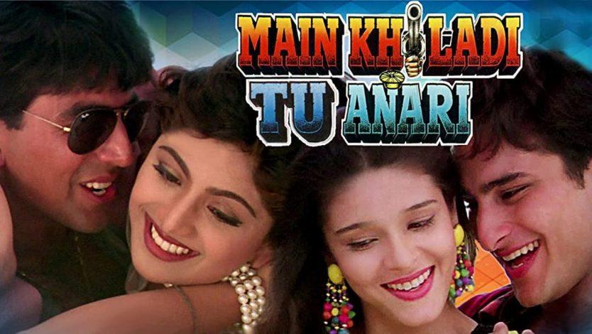 Main Khiladi Tu Anari (1994) Bluray Google Drive Download