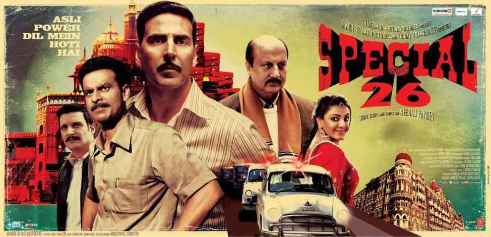 Special 26 Hindi Bluray Google Drive Download