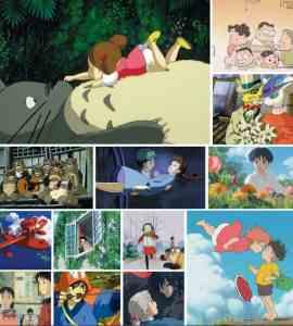 Studio Ghibli Movies Collection Bluray Google Drive Download
