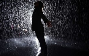 US-ART-RAIN ROOM