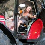 Olandė ruošiasi traktoriumi pasiekti Pietų ašigalį