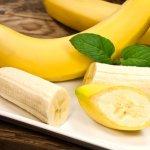 Bananų dieta: per 3 dienas galite numesti 3 kg