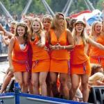 Nyderlandų meteorologijos institutas: Karaliaus dieną numatomas vėsus oras