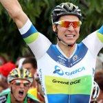Klasikinėse dviratininkų lenktynėse Olandijoje Aidis Kruopis finišavo septintas