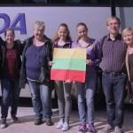 Nyderlanduose – Trakų meno mokyklos fanfarinio orkestro sėkmė