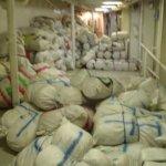 Jūrų pėstininkai rado 6 000 kilogramų marihuanos siuntą