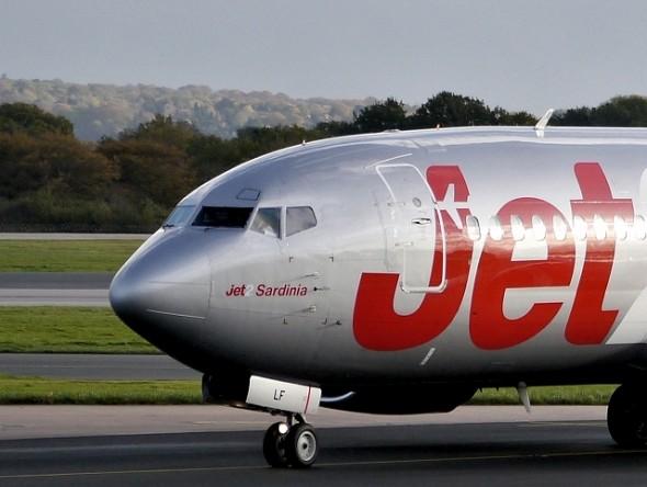 """Barbariškas išpuolis įvyko """"Jet2"""" lėktuvui leidžiantis į Ibizos oro uostą."""