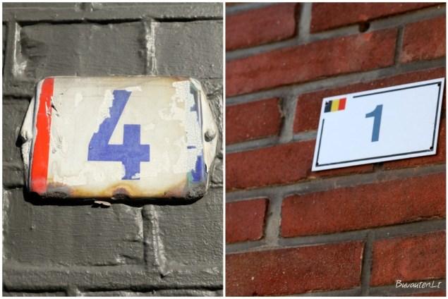 Tame pačiame mieste – ir olandiški, ir belgiški adresai