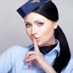 Prostitucija lėktuve užsiiminėjusi stiuardesė per porą metų užsidirbo daugiau nei 650 000 svarų