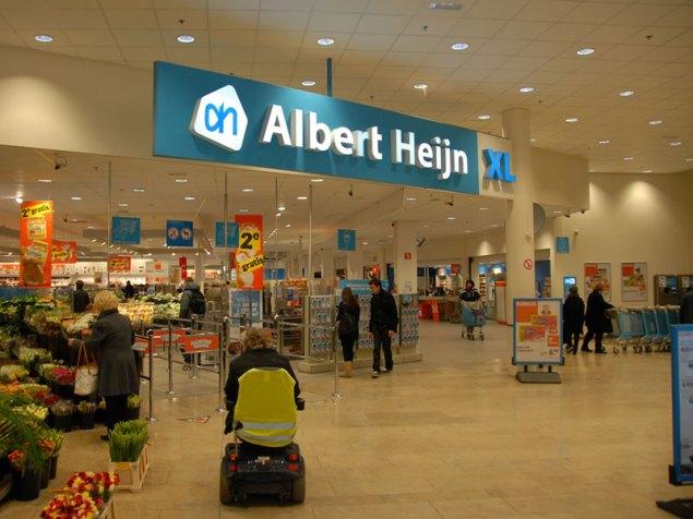 albert-heijn-ingang