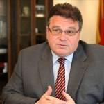 L. Linkevičius dalyvaus neformaliame ES ministrų susitikime Amsterdame