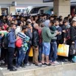 Vokiečiai šiurpina pabėgėlius