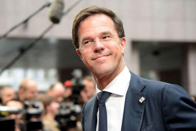 "AFP/""Scanpix"" nuotr. / Nyderlandų ministras pirmininkas Markas Rutte"