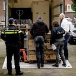 Per didelį reidą prieš narkotikų gaujas suimti 39 įtariamieji