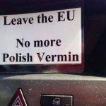 Po D. Britanijos referendumo – įžeidimų imigrantų atžvilgiu banga