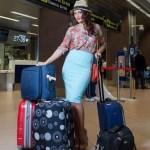 """Trims dienoms """"Wizz Air"""" trečdaliu mažina registruoto bagažo mokesčius"""