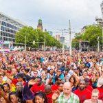 Roterdamo karnavalo rengėjai prašo kuprines palikti namuose