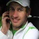 G.Bagdonas lenktynėse Olandijoje – 15-as