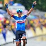 Ramūnas Navardauskas antrąjį dviratininkų lenktynių Olandijoje etapą baigė dvyliktas