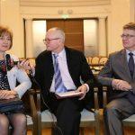 """""""Mes ir jie"""": Ar užsienyje įmanoma kurti lietuvišką mokslą? (video)"""