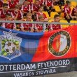 """Lietuvos pajūryje antrus metus iš eilės vyks Olandijos čempionų """"Feyenoord"""" vasaros futbolo stovykla"""