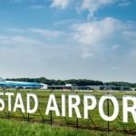 Lelystado oro uoste bus aptarnaujama 25 tūkst. metinių skrydžių