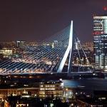 Roterdame bus statomas aukščiausias Nyderlandų pastatas